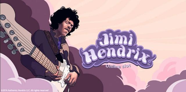 Jimi Hendrix™ Online Slot
