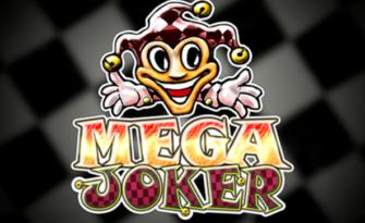 Mega Joker Slot Logo