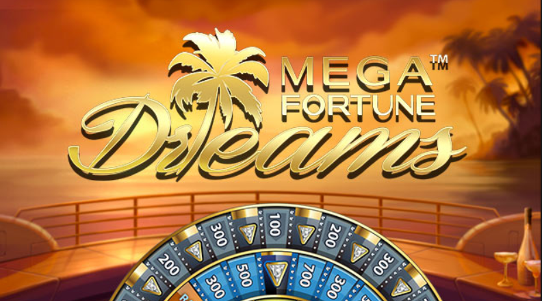 Mega Fortune Dreams™ Progressive Jackpot