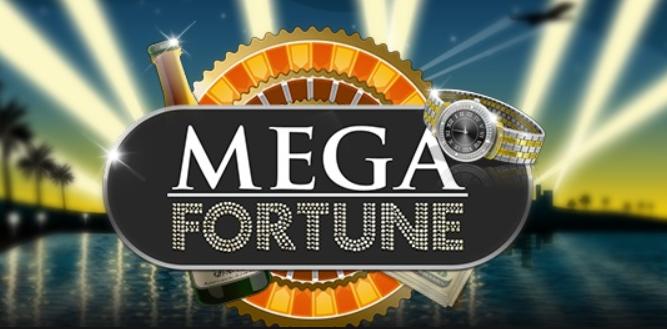 Mega Fortune™ Progressive Slot