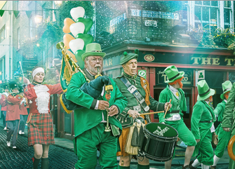 Mr. Green – Win a VIP Trip to Dublin!