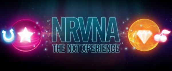 Nrvna The Next Xperience Slot Logo