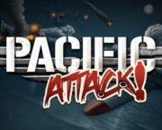 Pacific Attack! Slot Logo