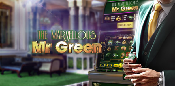 The Marvellous Mr. Green Slot