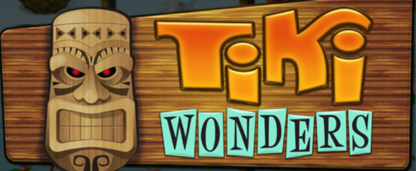 Tiki Wonder Slot Logo