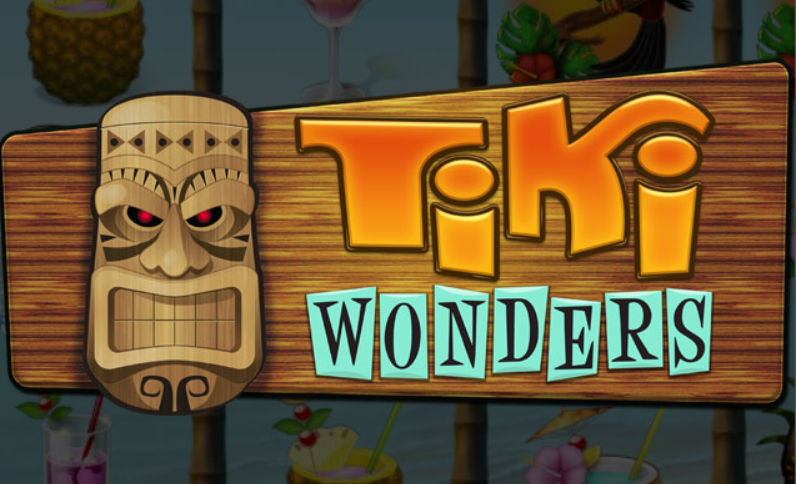 Tiki Wonders - progressiv online video slot