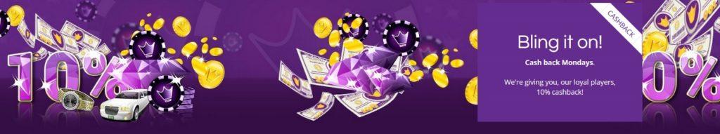 Yako Casino Cashback Monday