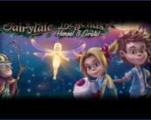 Fairytale Legends: Hansel and Gretel™ slot preview!