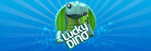 Lucky Dino Casino Banner