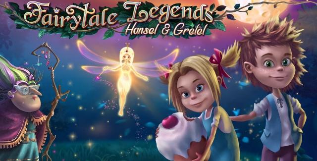 NetEnt Fairytale Legends: Hansel & Gretel
