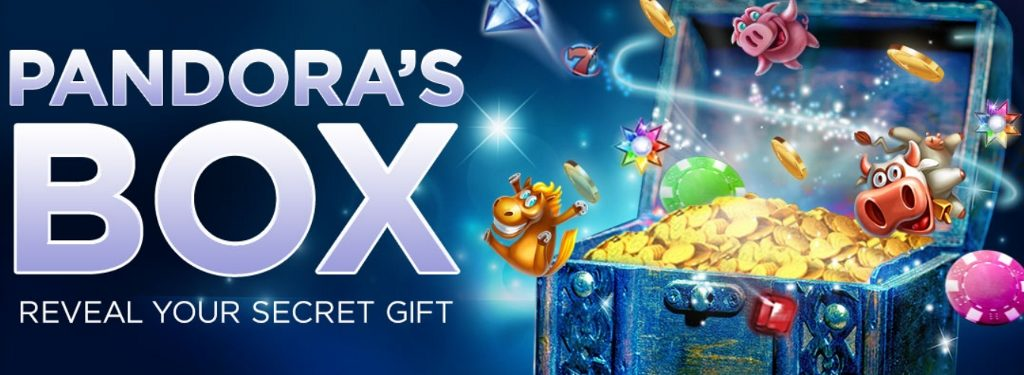 Vegas Spins Pandora's Box
