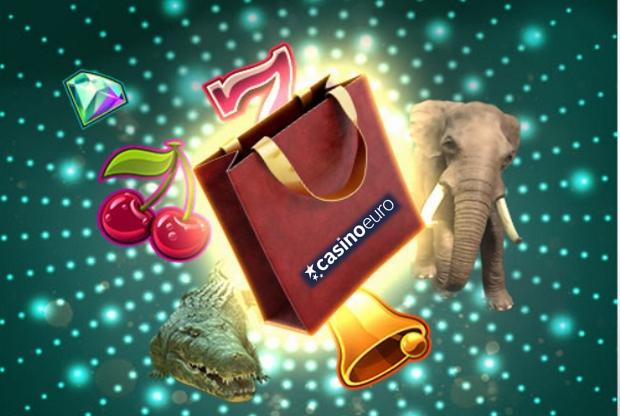 Casino Euro Goodie Bag