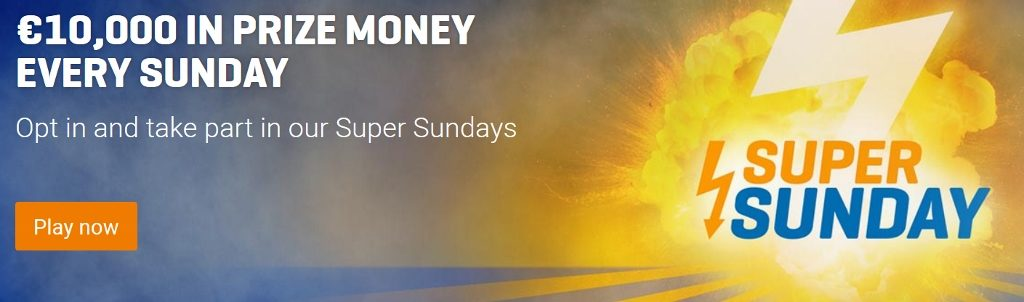 Nordicbet Casino Super Sunday