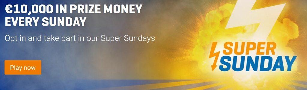 Nordicbet Casino Super Sunday