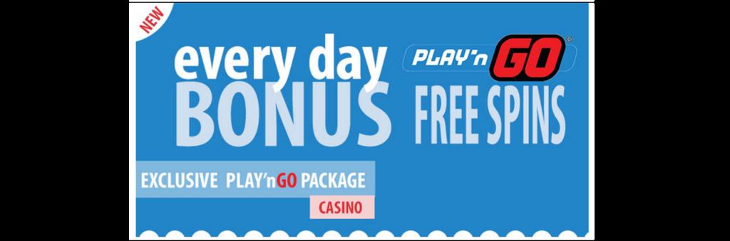 Parasino Casino Play'n Go Promo