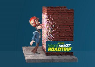 Thrills Casino – Weird & Wacky Road Trip Day 8!