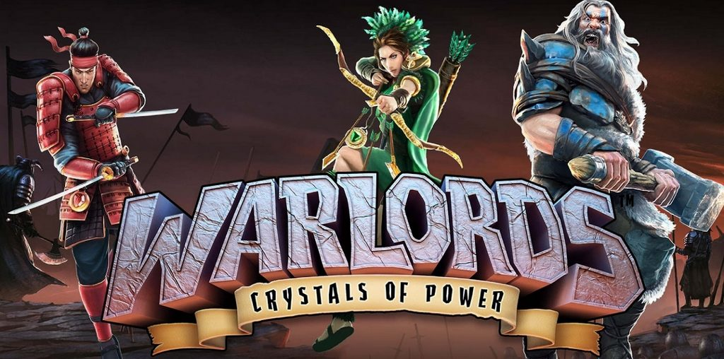 NetEnt Warlords: Crystals Of Power – Pick Your Warrior Promotion