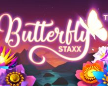 Butterfly Staxx™ Free Spins on launch!