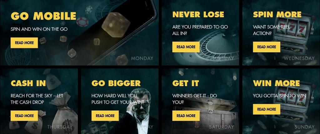 Bethard Casino Dailuy Deals