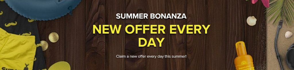 SuperLenny Casino Summer Promo