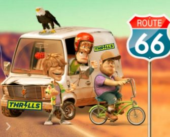 Thrills Casino – Route 66 Holiday!