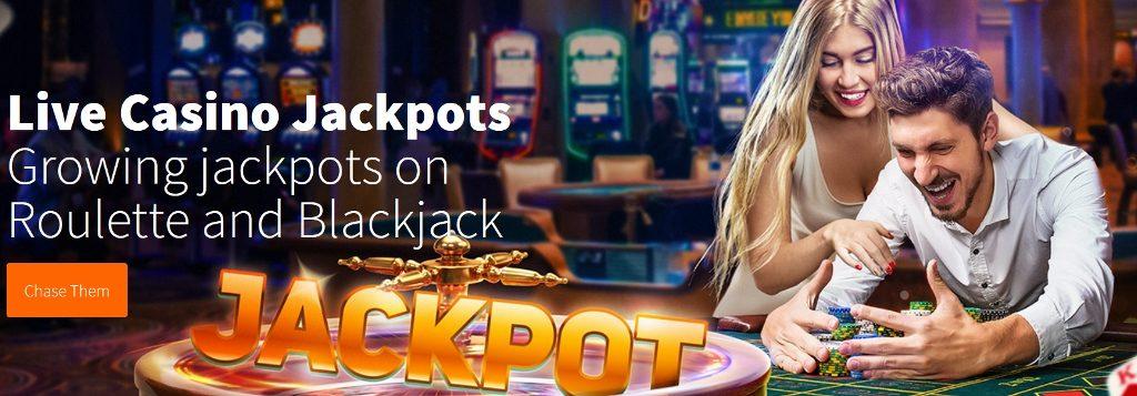 Betsson Live Casino Jackpots Netent Stalker