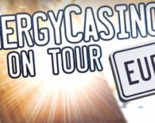 Energy Casino on Tour – Europe!
