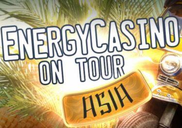 Energy Casino on Tour – Asia!
