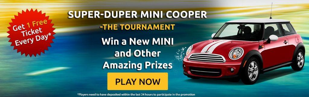 Mini Cooper - DrueckGlueck