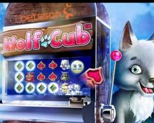 Betsson – Wolf Cub™ Free Spins