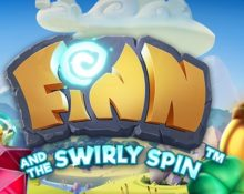 Finn and the Swirly Spin™ slot preview!