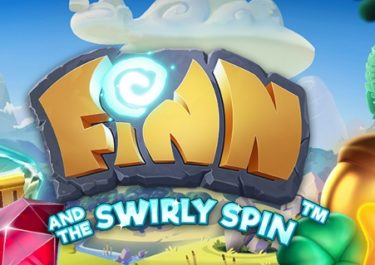 Finn and the Swirly Spin™ slot