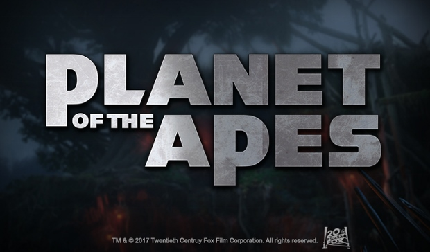 Planet of the Apes™ Slot!