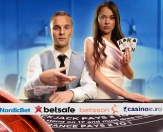 Betsson Group – €100K Live Casino Bonanza!
