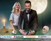 Betsson Group – €31K Live Casino Halloween Feast!