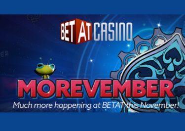 """Betat Casino – """"Morevember"""" / Week 3!"""
