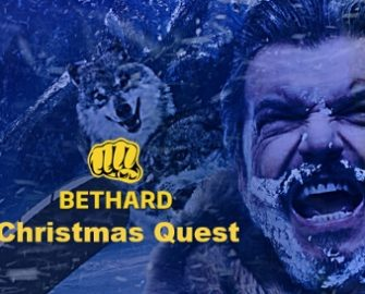 Bethard – Christmas Quest 2017 / Day 13!