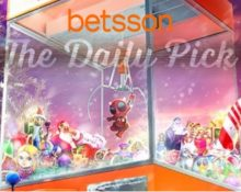 Betsson – The Christmas Daily Pick | Week 4!
