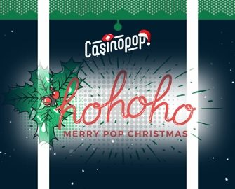 Casino Pop – Christmas Calendar 2018!