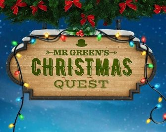 Mr Green – The €1,000,000 Festive Quest!