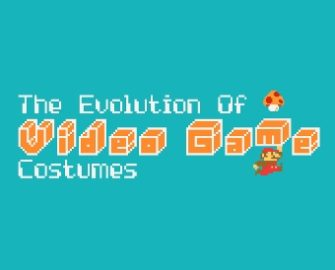 The Evolution of Video Game Costumes