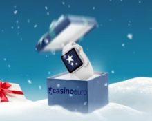 Casino Euro – Christmas Prize Drop | Week 3!