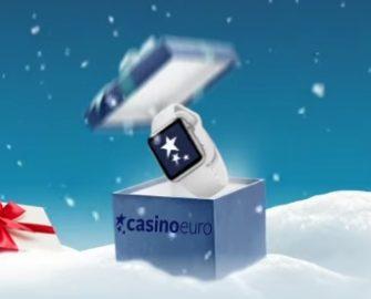 Casino Euro – Christmas Prize Drop!