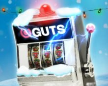 Guts Casino – Wired Up Winter Wonderland!