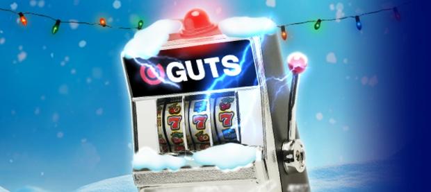 Guts Casino €600k Wired Up Winter Wonderland Promotion