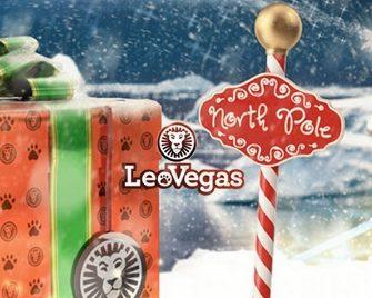 Leo Vegas – Christmas Party!