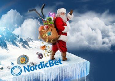 NordicBet – Christmas Calendar | Week 2!