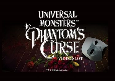 Universal Monsters™: The Phantom's Curse™ slot preview!