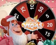 Slotty Vegas – Christmas Celebrations!