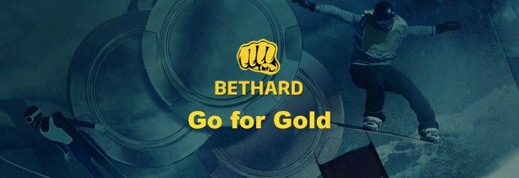Bethard Go For Gold Netent Stalker